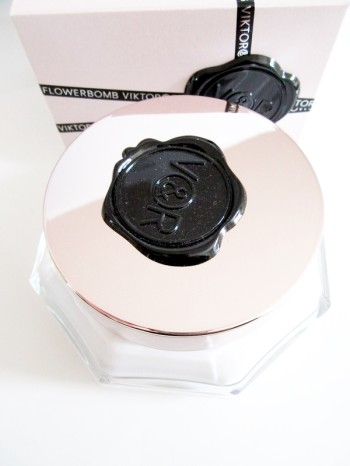 Viktor & Rolf Flowerbomb Body Cream