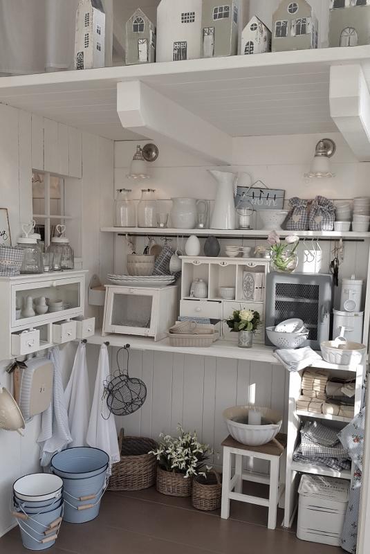 Kleines Schwedenhaus Ein Traum Fur Shabby Chic Liebhaber