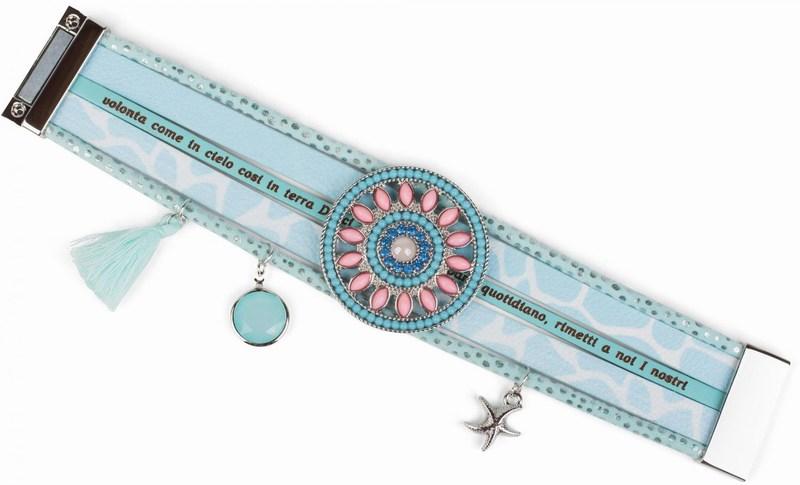 Armband-Perle-Ethno-Amulett-Seestern