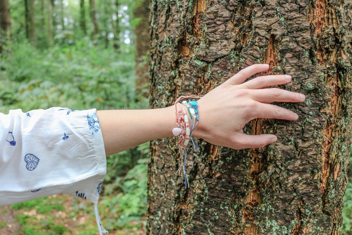 ethno-hippie-armbänder