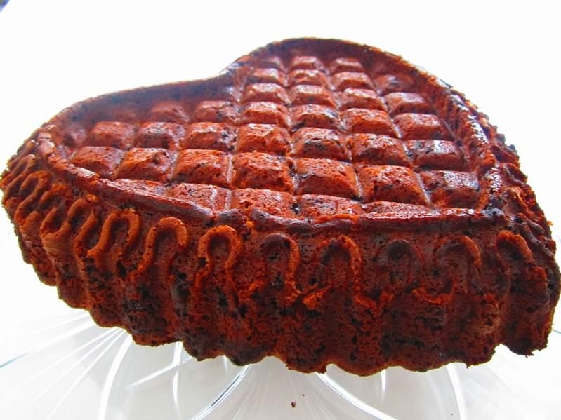 Nordic Ware Backform Herz Rezept Schokoladenkuchen Shadownlight De